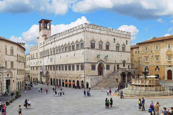 Territorio - B&b soleluna - Perugia